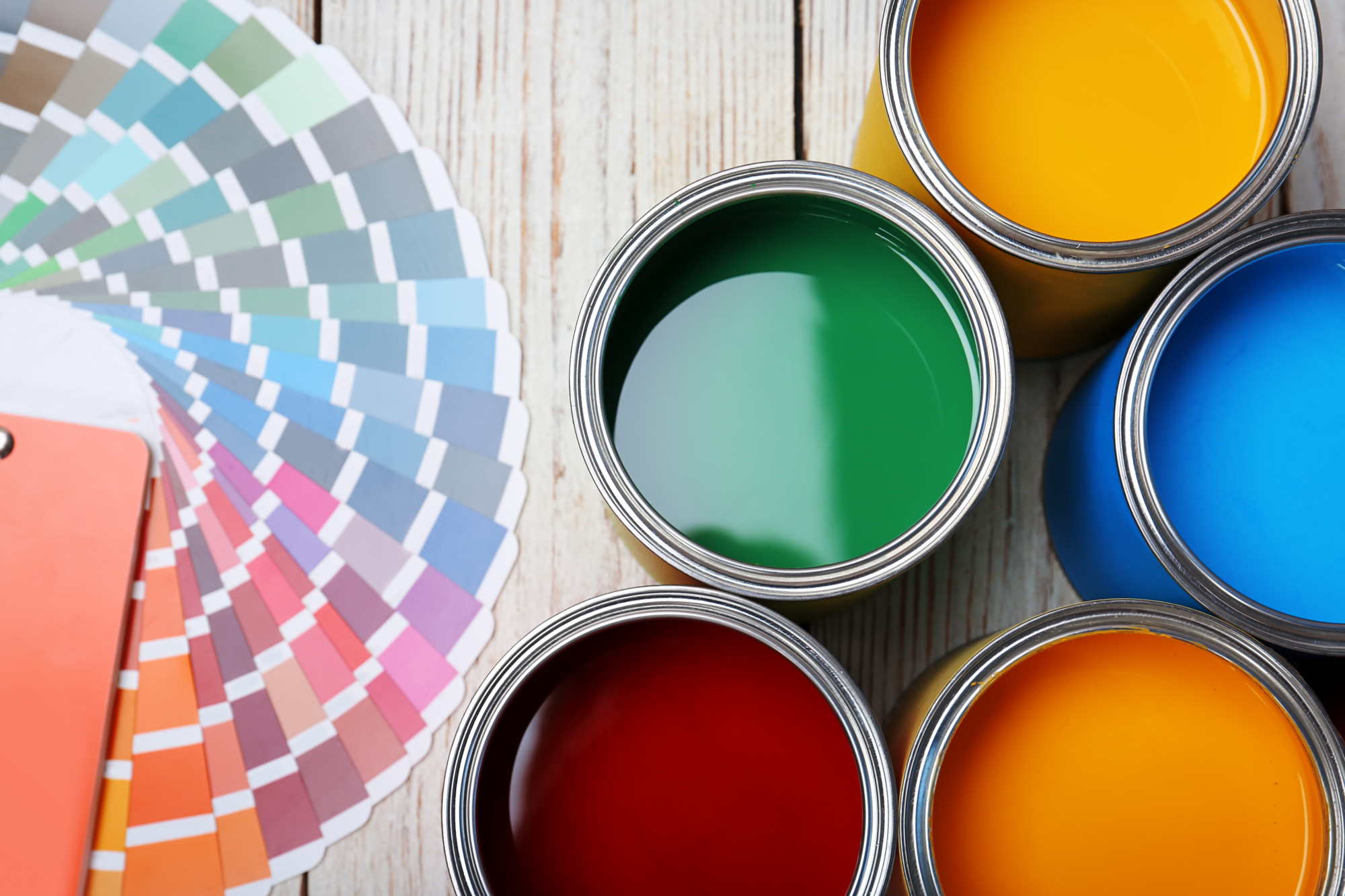 7 Tips on Choosing Interior Paint Colors for Homeowners